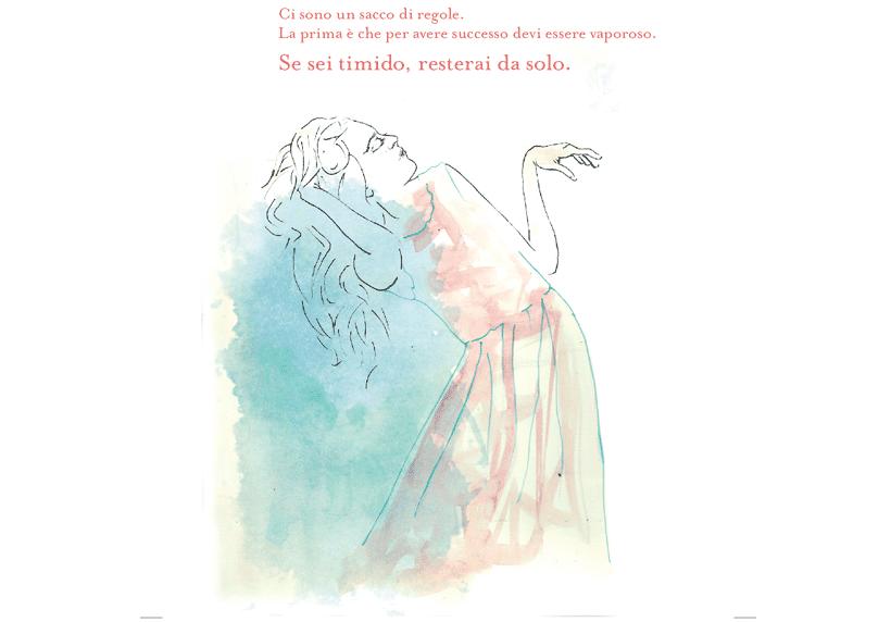 Lavee illustratrice - Mia mamma è una marchesa