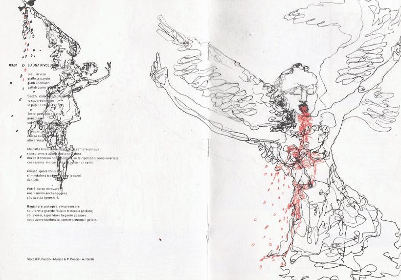 Lavee illustratrice - Corteccia